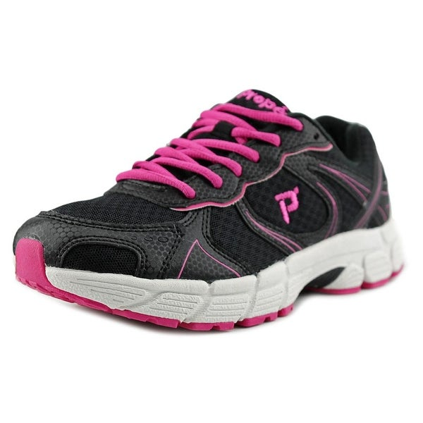 Propet XV550 Women Round Toe Synthetic Black Running Shoe
