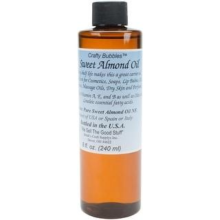 Sweet Almond Oil 8oz-