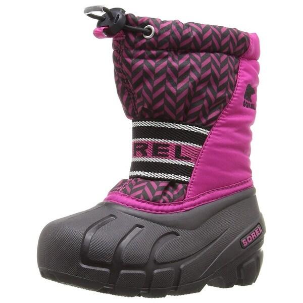 Shop Sorel Kids Youth Cub Graphic 15 K Snow Boot Free