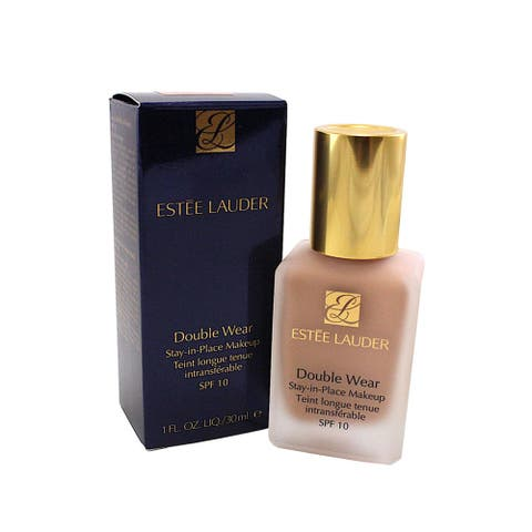 Estee Lauder Double Wear Stay-In Place Makeup Spf 10 - 2C2- Pale Almond 1 0 Oz / 30 Ml For Women By Estee Lauder