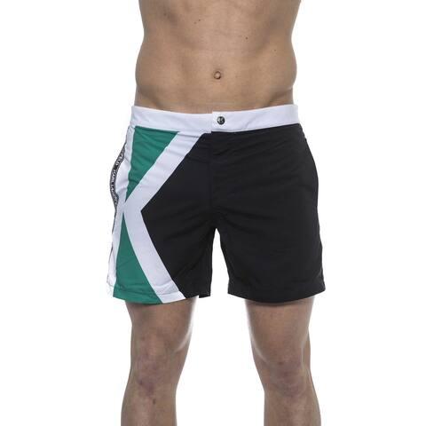 Karl Lagerfeld Nero Black Men's Swimwear