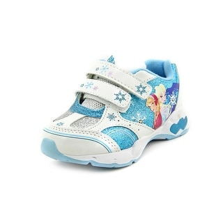 Disney Frozen Round Toe Synthetic Sneakers