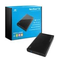 Vantec Storage Accessory NST-228S3-BK NexStar TX 2.5 inch USB 3.0 Hard Drive Enclosure Retail