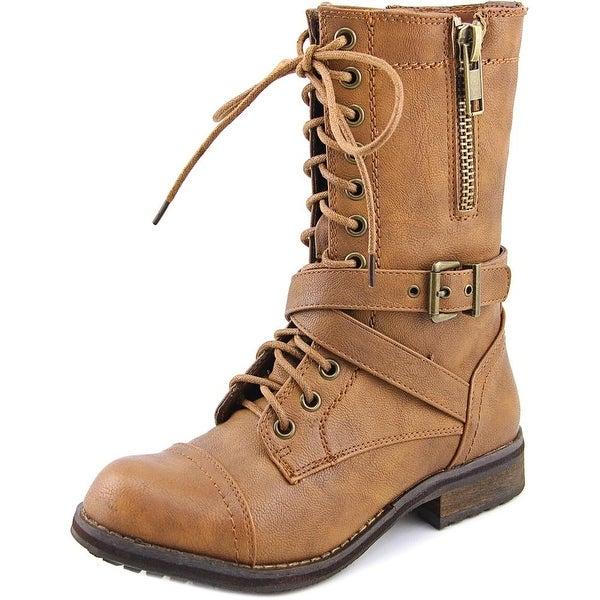 Bull Boxer Justice Women Cognac Boots