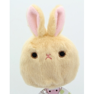 "Rabi Dango 3"" Plush Series 1: Brown Bunny - multi"