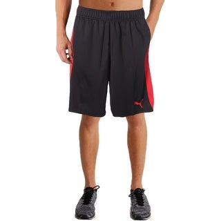 """Puma Formstripe 10"""" Men's Dry Cell Athletic Shorts"""