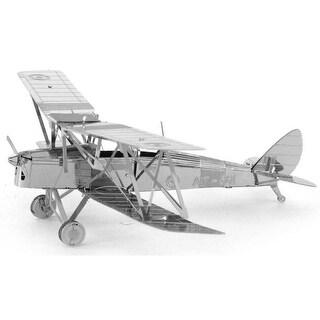 Tiger Moth Metal Earth 3D Model