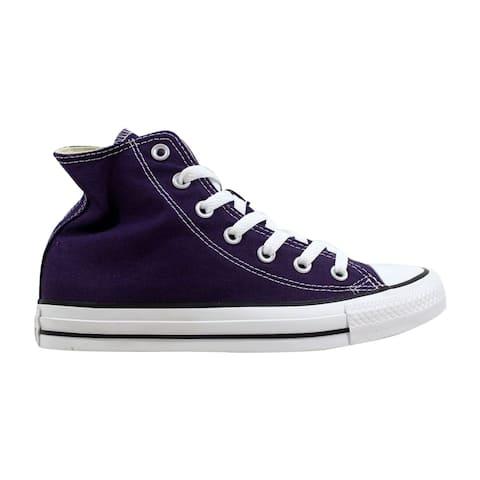 Converse Men's Chuck Taylor Hi Eggplant Purple 149516F