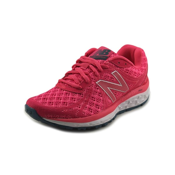 New Balance W720  D Round Toe Synthetic  Running Shoe
