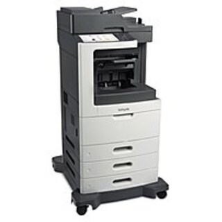Lexmark 24T7412 MX810DTFE Monochrome Multifunction Printer - (Refurbished)