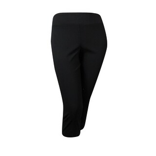 Alfani Women's Tummy Control Slim Leg Capris