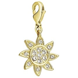 Julieta Jewelry Sun Clip-On Charm