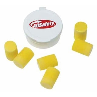 3M 90580-00000T Disposable Ear Plugs, 4 Pair