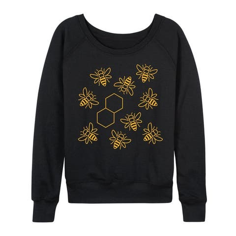 Bee Costume - Women's French Terry Pullover