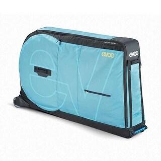 Evoc Bike Travel Transport Bag Pro Aqua Blue 280L Includes Bike Stand