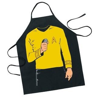 Star Trek Original Series Captain Kirk Character Apron