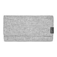 Pacsafe RFIDsafe LX200 - Tweed Grey RFID Blocking Clutch Wallet w/ Note Slot
