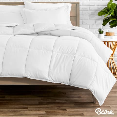 Bare Home Down Alternative Duvet Insert, All-Season Comforter