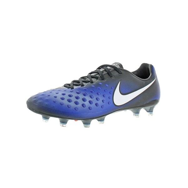 Nike Mens Magista Opus II FG Cleats Athletic Soccer