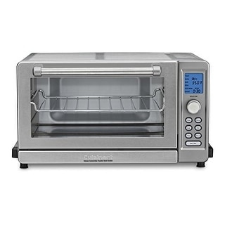 Cuisinart Toaster Oven Broiler w/ 9 Cooking Functions & Even Toast Shade Control