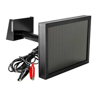 Spypoint Solar Panel With Adjustable Steel Mounting Kit