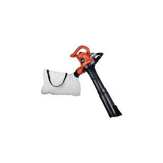 Black & Decker BDKBV3600M 12 Amp Blower Vac Black and Decker BV3600 12 Amp Blower Vac