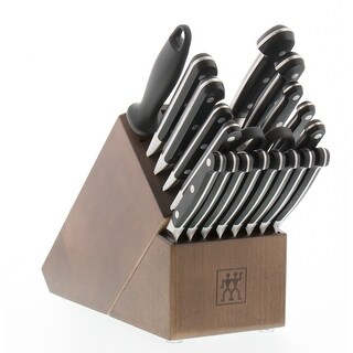 Shop Sunbeam Durant Stainless Steel 14 Piece Cutlery Block