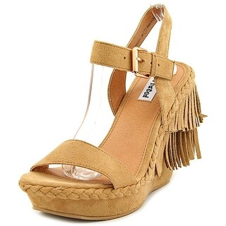Not Rated Womens Roaring Ruby Open Toe Casual Platform Sandals