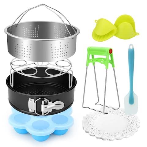 8 Pack Instant Pot for 5qt, 6qt, 8qt Cooker, Instant Pot & Pressure Cooker