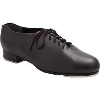 Capezio Dance Men's Tic Tap Toe Shoe Black