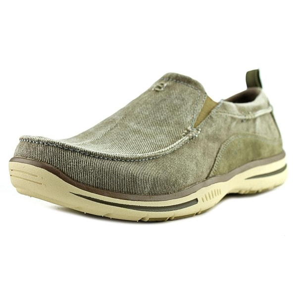 Skechers Elected-Drigo Taupe Loafers