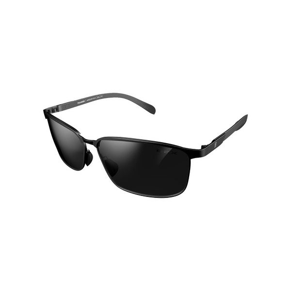 095ca2892af Shop Bex Sunglasses Adult Thick Top Frame Checker Design Black Gray - Black  Gray - One size - Free Shipping Today - Overstock.com - 18401403