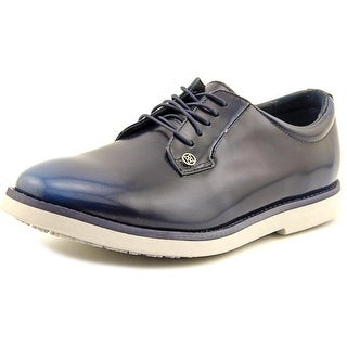 G/Fore The Gallivanter Round Toe Leather Oxford