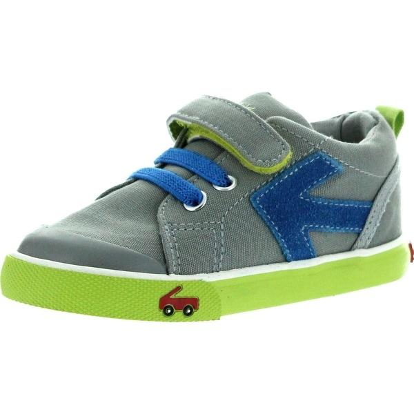 Shop See Kai Run Boys Vinton Fashion Sneakers - Navy - 4 m us ... ad84e7175ac3