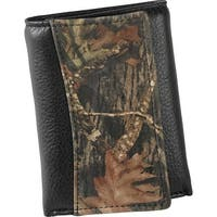 Legendary Whitetails Deluxe Camo Trifold Wallet - One size