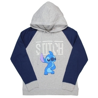 Alion Womens Color Stitching Hoodies Pocket Casual Pullover Sweatshirts