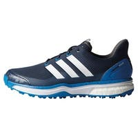 Adidas Men's Adipower Sport Boost 2 Blue/White/Shock Blue Golf Shoes F33220