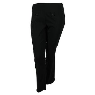 Style & Co Women's Stretch Comfort Waist Dress Pants