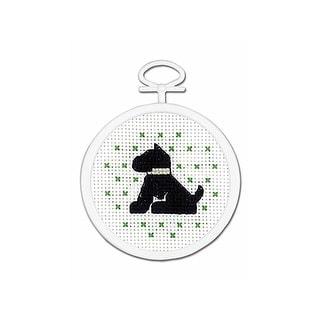 Janlynn Cross Stitch Mini Doggy