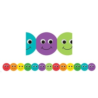 Smiley Face Mighty Brights Border