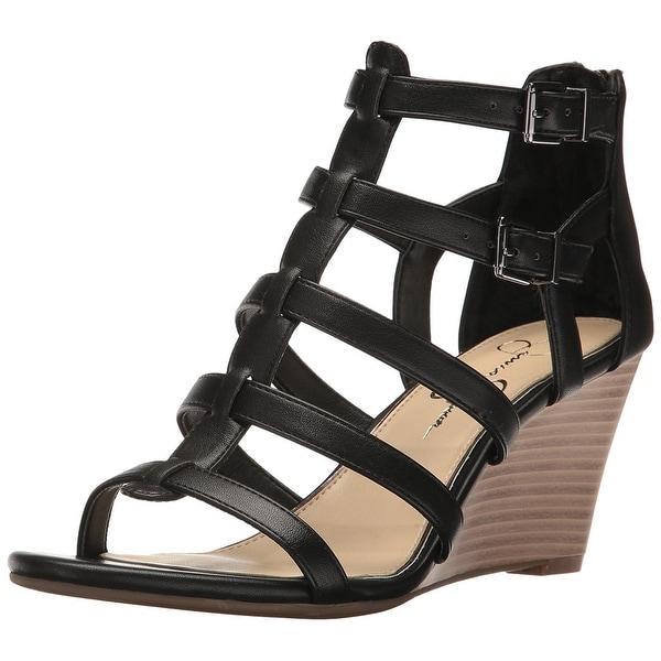 Jessica Simpson Women's Shalon Wedge Sandal