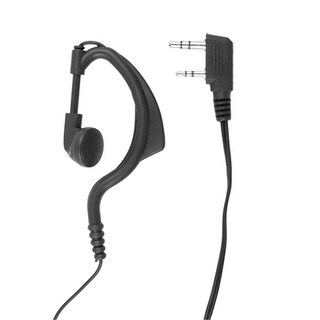 Replacement Clip Earphone for Kenwood Walkie Talkie TK Series