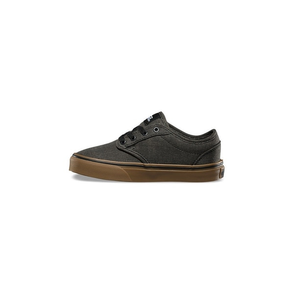 ad6dad0dfd05 Shop Kids Vans Boys Atwood Low Top Lace Up Skateboarding Shoes ...