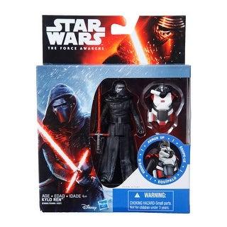 """Star Wars The Force Awakens Kylo Ren 3.75"""" Action Figure"""