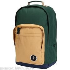 Electric Everyday II Backpack Dark Green Mens ED6431403