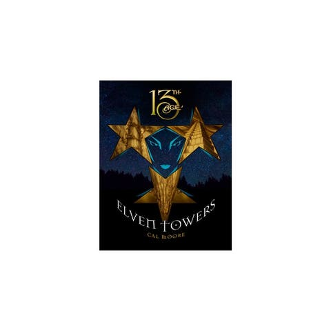 13th Age - Elven Towers Adventure RPG - Black