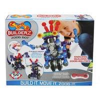 Builderz Zoob Bot 54 Pcs