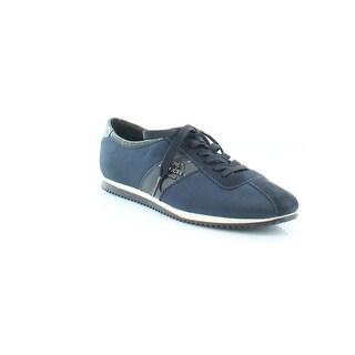 Coach Elettra Women's Fashion Sneakers Navy/Midnight Navy - 5