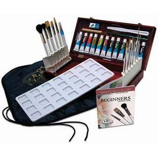 Royal Brush - Watercolor Painting Box Set - The Watercolor Painting Box Set