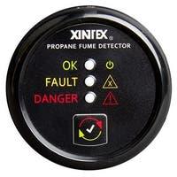 Fireboy-Xintex Inc. Propane Fume Detector w/Plastic Sensor Propane Fume Detector